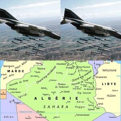 Depois da Líbia, próximo alvo da Tirania pode ser a Argélia
